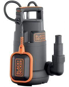 ELETTROPOMPA ACQUE CHIARE BLACK + DECKER 250W MOD. BXUP250PCE